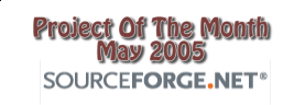 SourceForge Project Of The Month
